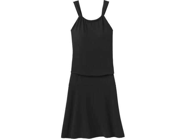 Prana Avore Vestido Mujer, negro